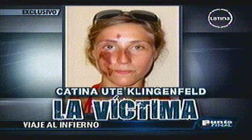 Joven alemana fue violada y golpeada salvajemente durante una sesión de ayahuasca en Iquitos