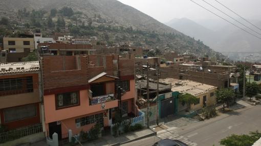 Disputa territorial retrasa urgentes obras en Chosica