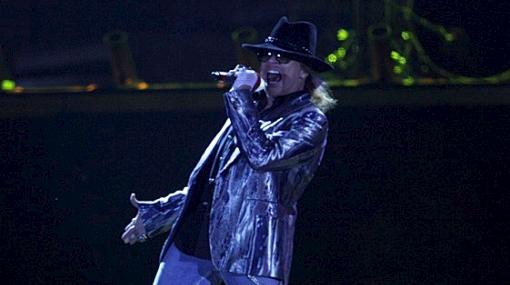 Concierto de los Guns N' Roses en Argentina terminó con 16 detenidos