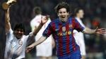 """Los amigos y enemigos de Messi lo dicen: """"Es mejor que Maradona"""" - Noticias de daniel laporta"""