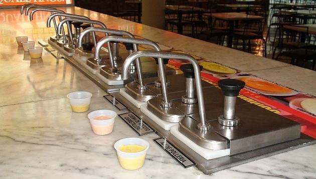 Las cremas: el complemento perfecto para sánguches y platos