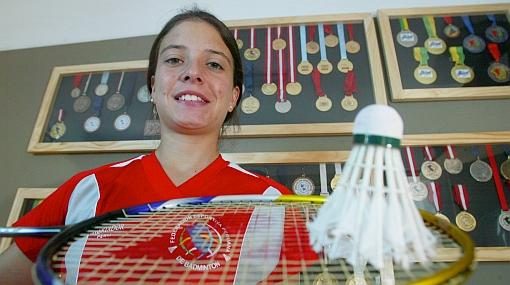 Más alegrías: el Perú arrasó con las medallas de oro en bádminton en los Juegos Odesur