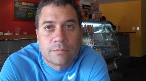 Mathías Brivio es detenido por andar desnudo en calle