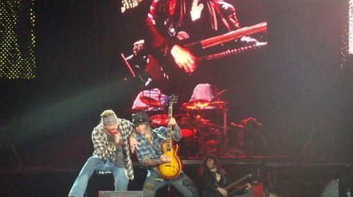 Así vieron los fanáticos el show de Guns N' Roses en Lima