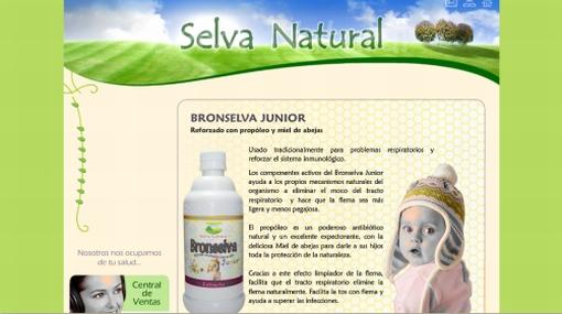 Tenga cuidado: empresa naturista utiliza registros sanitarios falsos