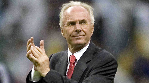 Es oficial: Sven-Goran Eriksson será el técnico de Costa de Marfil