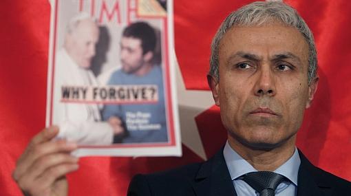 Ali Agca afirmó que el Vaticano estuvo detrás del atentado contra Juan Pablo II