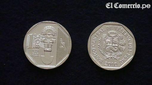Se vienen más monedas de colección de un nuevo sol