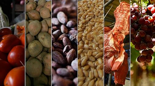 Un reconocimiento a los alimentos que cruzaron el Atlántico
