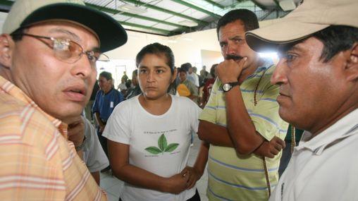 Nancy Obregón habría mentido sobre relación con su ex conviviente investigado por narcotráfico