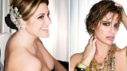 La bella Alessandra Rampolla rechazó oferta de Playboy