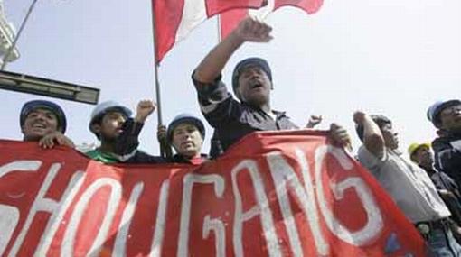 Trabajadores de las mineras Cobriza y Shougang levantaron huelga indefinida
