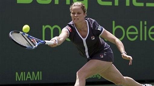Kim Clijsters arrasó con Venus Williams y se convirtió en la reina del Abierto de Miami