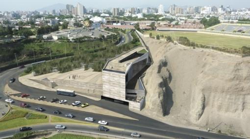 Esta será la disposición de los espacios en el Lugar de la Memoria