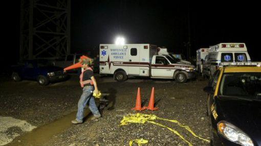 Doce muertos dejó la explosión en un mina de carbón en EE.UU.