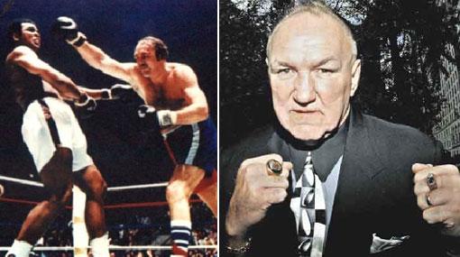 Conozca al verdadero 'Rocky', el hombre que pudo noquear a Muhammad Alí