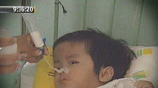Bebes con males congénitos son abandonados por sus padres en hospital María Auxiliadora