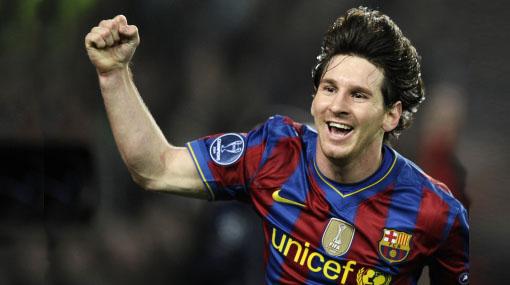 Vea los 25 goles de Lionel Messi en la Champions League