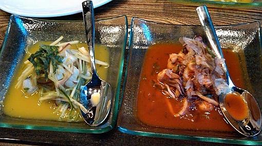 Restaurante de Plácido Domingo ofrece cebiche, tiradito y pisco sour