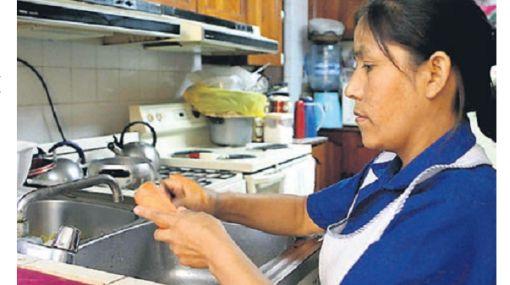 ¿Trabajadora del hogar? Conoce qué debe cumplir tu empleador