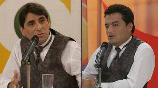 Jorge Benavides y Carlos Álvarez indignados por veto al 'Negro Mama' pero prefieren no hablar de renunciar