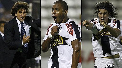 Costas, 'Zlatan' Fernández y Aguirre dejan de pensar en ofertas para pelear en la Copa