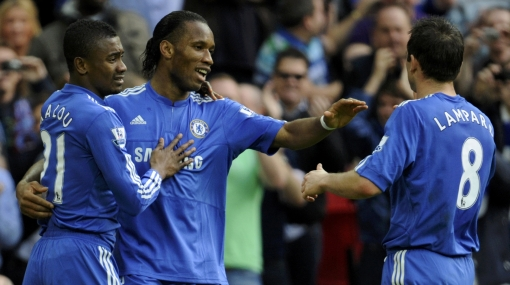De la mano de Drogba: Chelsea se metió a la final de la Copa FA