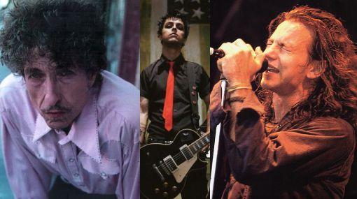 Un Woodstock en Brasil juntaría a Bob Dylan, Pearl Jam y Green Day