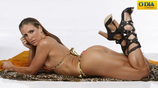 Adriano le ofreció un millón de dólares a su novia para que no pose en 'Playboy'