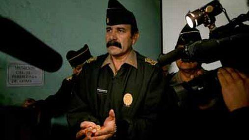 General Hidalgo negó haber presionado a Giselle Giannotti durante interrogatorio