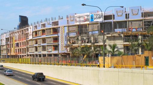 Problemas en la construcción del nuevo Estadio Nacional