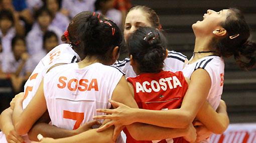 Confirmado: Perú será sede del Mundial Juvenil de Vóley del 2011