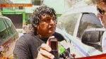 No paran: extorsionadores dejan granada en auto de cantante de cumbia Toño Centella - Noticias de extorsión