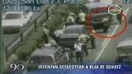 Delincuentes liderados por una mujer intentaron secuestrar a la hermana del dueño de Panamericana TV - Noticias de ernesto schutz freundt