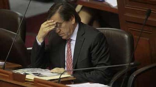 Jorge del Castillo será citado por la Fiscalía por audio de Alberto Químper