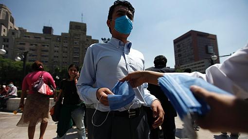 Un año después de la alerta en México por la gripe H1N1, gobierno azteca dio balance positivo