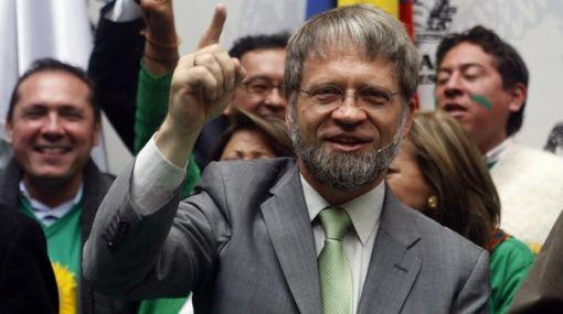Mockus alcanzó en las encuestas al candidato oficialista a la presidencia de Colombia