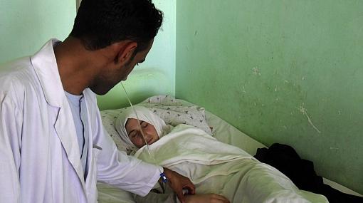 Temen envenenamiento de 80 niñas en Afganistán por parte de extremistas