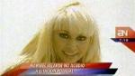 Vedette Maribel Velarde inubicable tras muerte de implicado con narcos - Noticias de luciano llanos