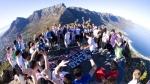 El Freestyle Soccer llegó a Sudáfrica y deslumbró a 669 metros de altura - Noticias de edgar davids
