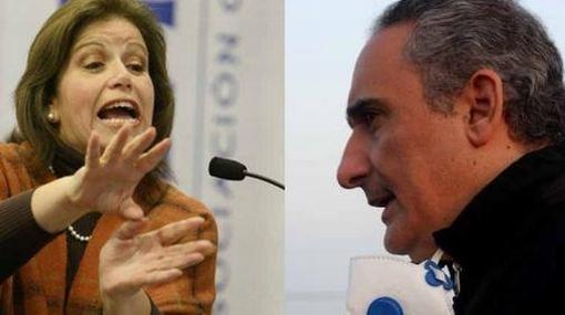 "Se calentó la campaña: Lourdes Flores llamó ""señorito aristócrata"" a Álex Kouri"