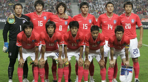 Corea del Sur ni siquiera sueña con ganarle a Argentina en el Grupo B