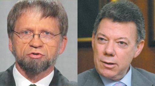 """Elecciones en Colombia: """"¿Si Mockus tiene Parkinson, por qué es Santos el que tiembla?"""""""
