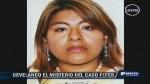 """Una comerciante de """"Gamarra"""" habría sido la pareja sentimental del sicario Hugo Trujillo Ospina - Noticias de extorsión"""