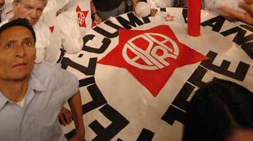 Dirigencia aprista rechazó propuesta de Alan García para ver situación de secretarios generales
