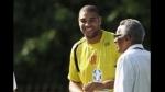 Adriano con el Flamengo juega hoy por su convocatoria al Mundial - Noticias de adriano leite ribeiro