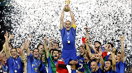 Adiós capitán: Cannavaro se retirará después de la Copa del Mundo