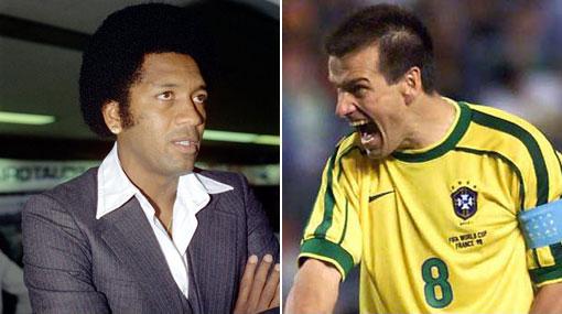 ¿Qué tuvo que ver el 'Patrón' Velásquez en el debut internacional de Dunga?