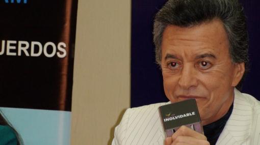 Palito Ortega compuso una canción para Lucho Barrios