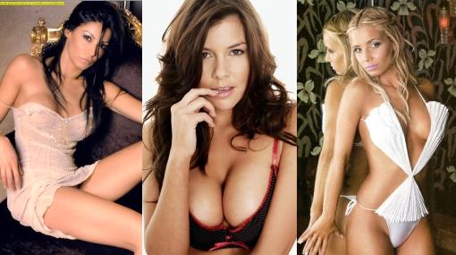 Vea a las 20 mujeres más bellas de Cristiano Ronaldo en la Revista FHM